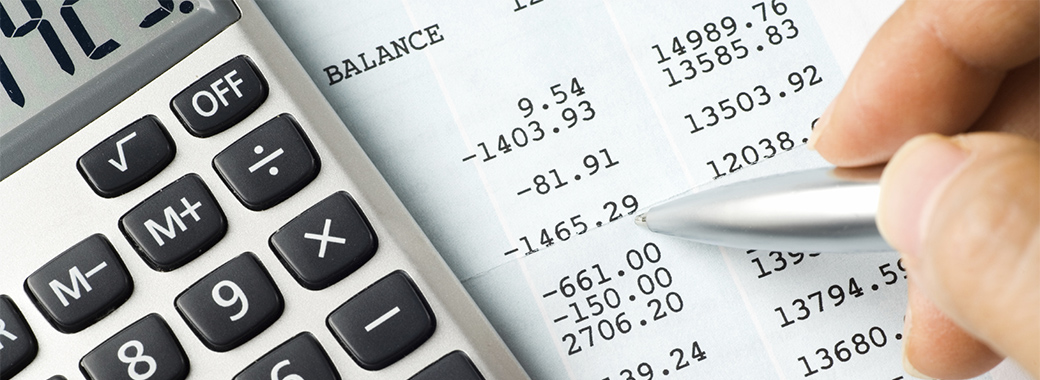 Finance & Accounting Header Image